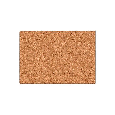 Коркова дошка без профілю, 100х70 см